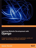 Learning Website Development with Django